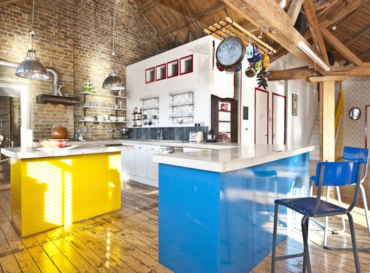 Kitchen/Dining Room in EC2A