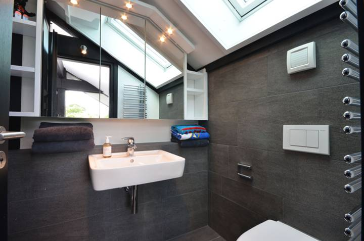 Third En Suite Shower Room in KT8