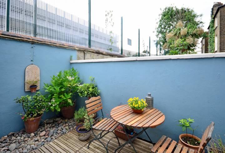 Garden in N16
