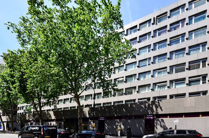 Grafton Way, Bloomsbury