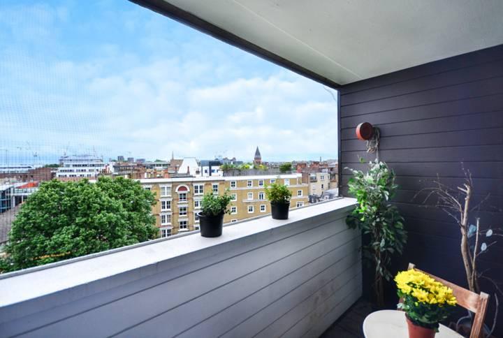 Balcony in SW1P