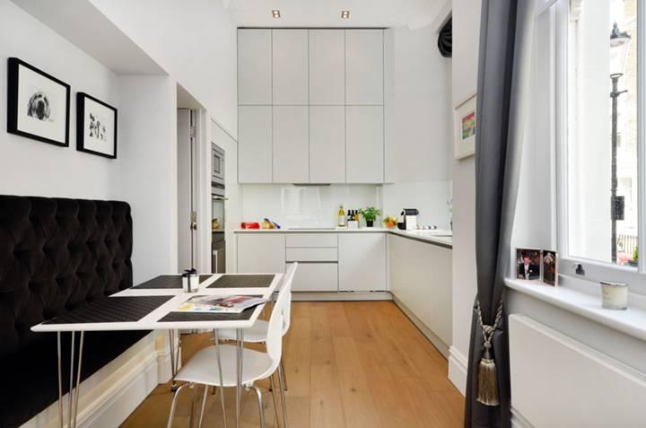 Kitchen in W8