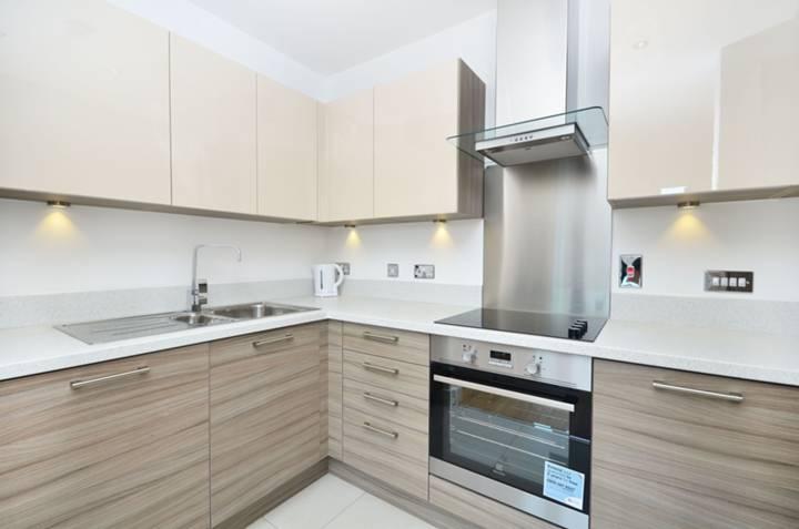 North Mill Apartments, Haggerston