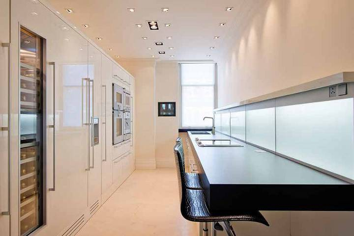 Kitchen in SW7