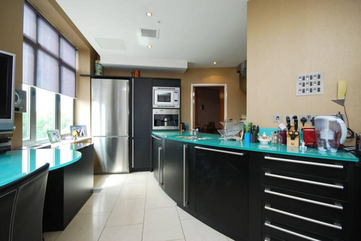 Kitchen in W1K