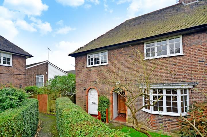 Neale Close, Hampstead Garden Suburb
