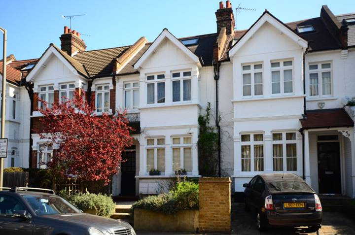 Geraldine Road, Wandsworth