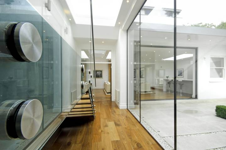 Entrance Hall in W5