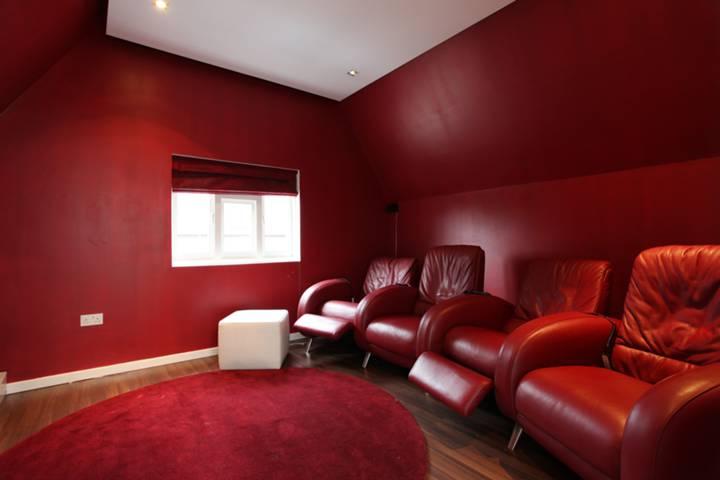 Media Room in KT2