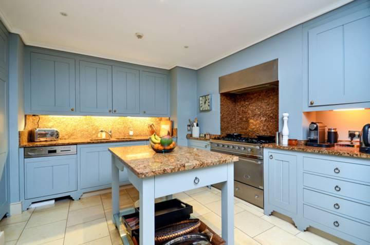 Kitchen in SW3