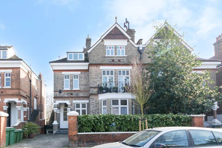 Priory Road, South Hampstead