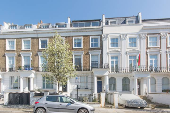 Ledbury Road, Notting Hill