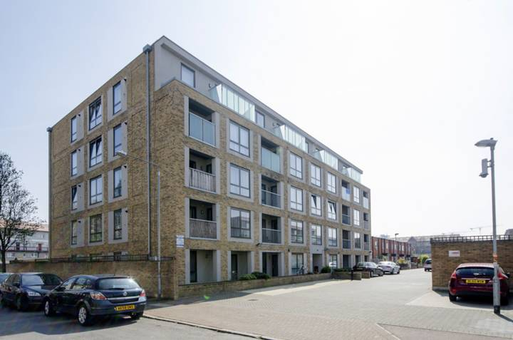 Ariel Apartments, Canning Town