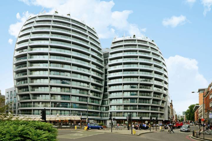 Bezier Apartments, Old Street