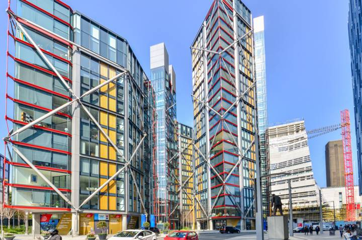 NEO Bankside, London Bridge