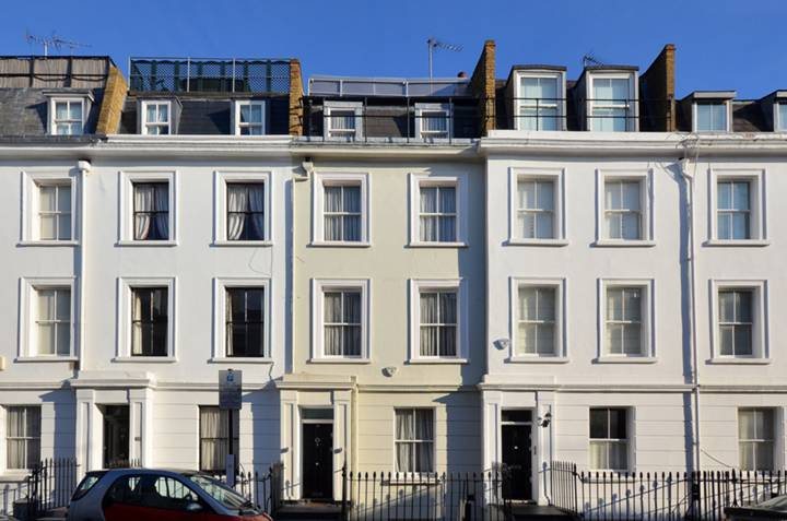 Westmoreland Terrace, Pimlico