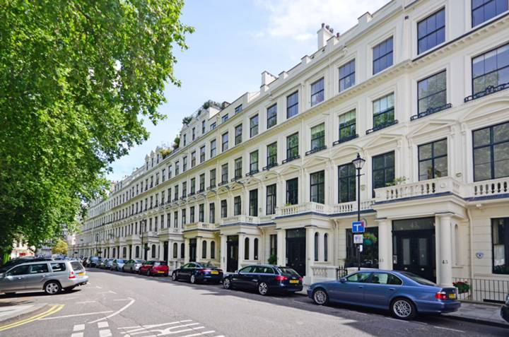 Cleveland Square, Bayswater