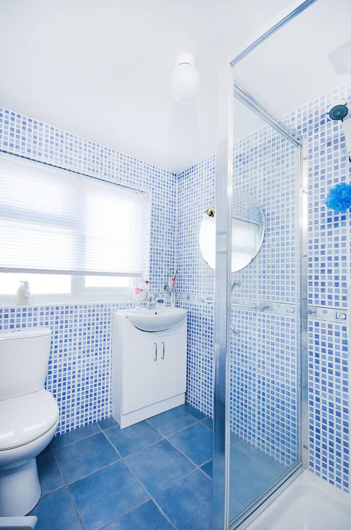 Shower Room in HA5