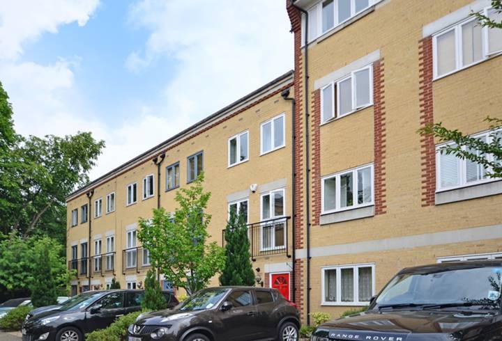 Wilmer Place, Stoke Newington