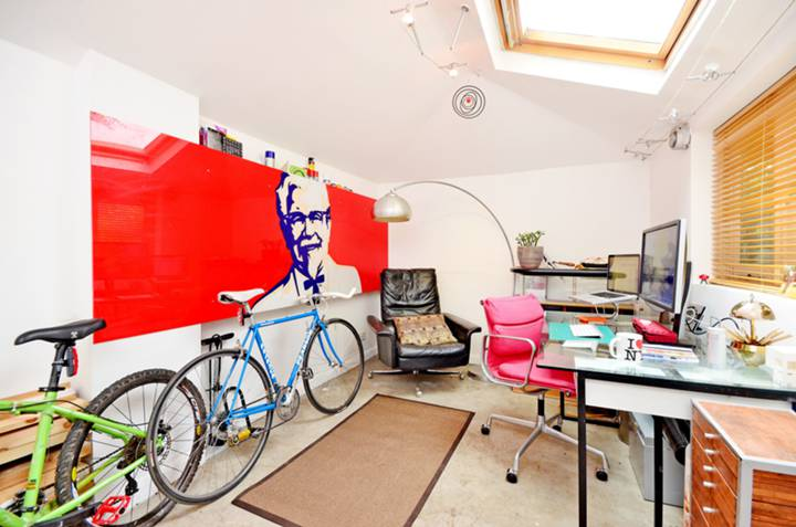 Studio Room/Work Room in E17