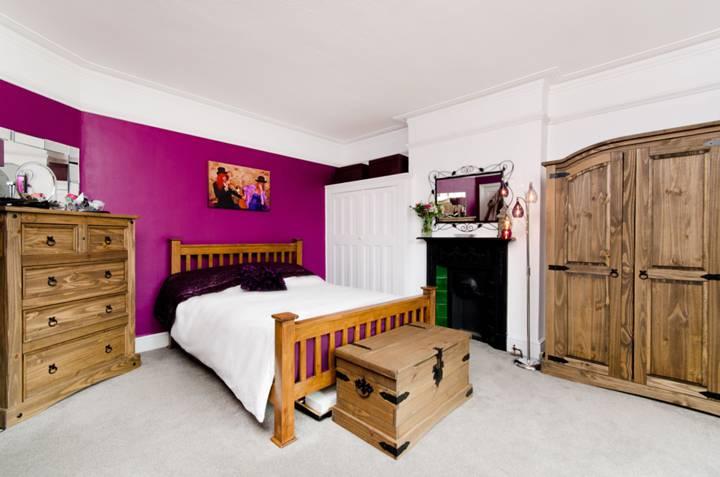 Master Bedroom in HA5