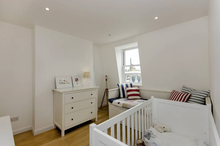 Fourth Bedroom in SW10