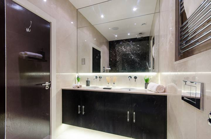 Shower Room in SW1X