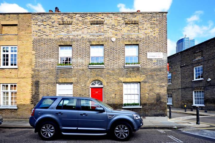 Whittlesey Street, Waterloo