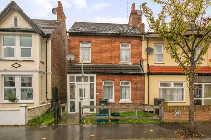 Totton Road, Thornton Heath