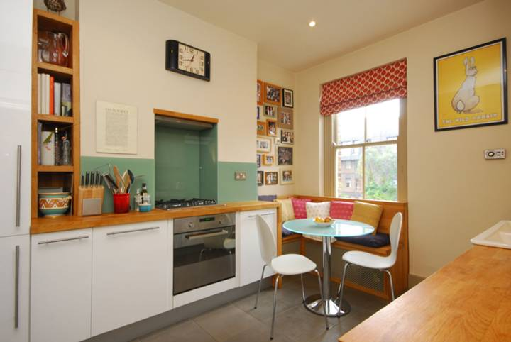 Kitchen in SW11