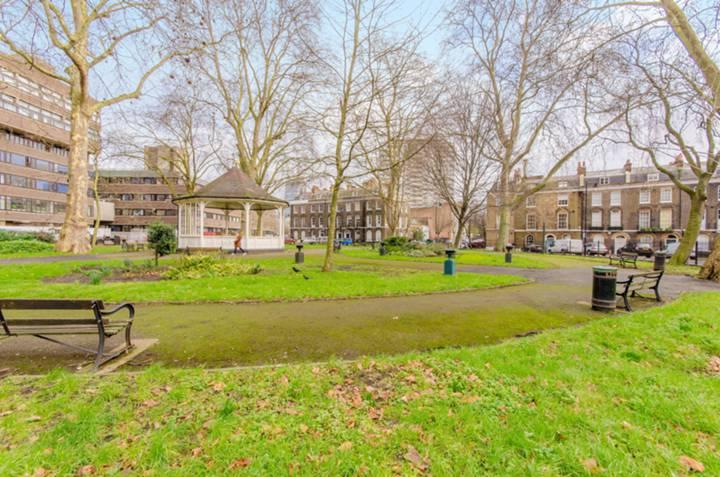 Northampton Square, Clerkenwell