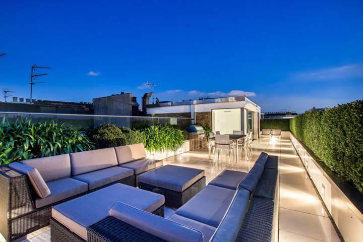 Roof Terrace in W11