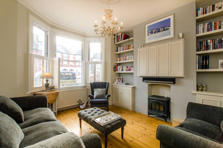 Reception Room in SW12