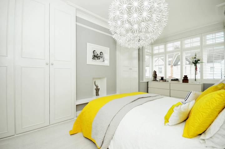 Second Bedroom in W5
