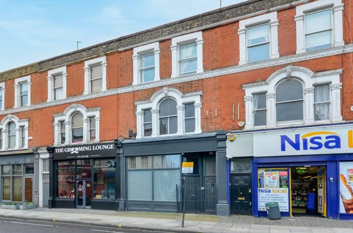 Dawes Road, Fulham Broadway