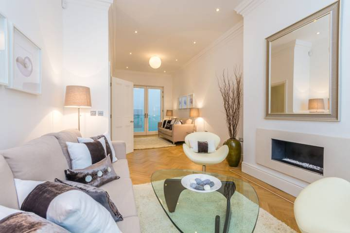 Reception Room in WC1A
