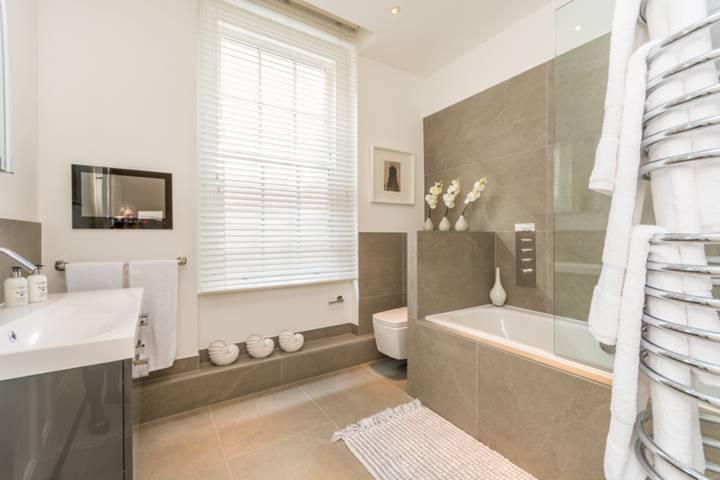 En Suite Bathroom in WC1A