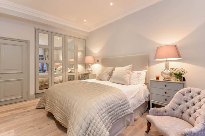 Master Bedroom in W1H
