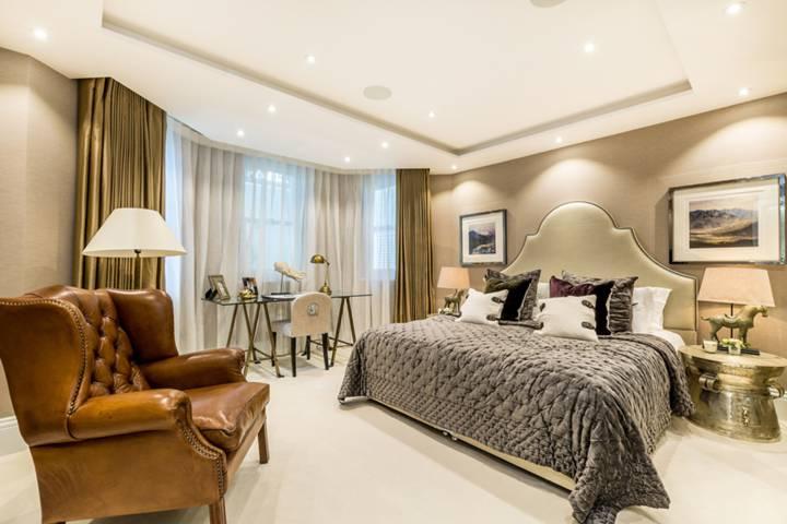 Third Bedroom in W11