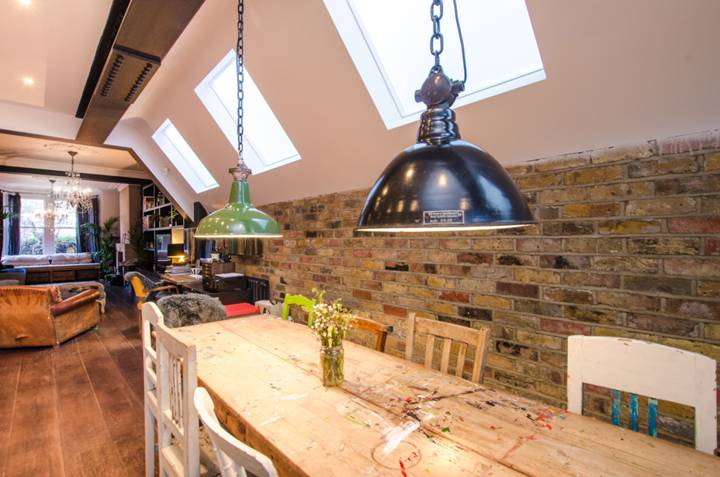 Kitchen/Dining Room in W3