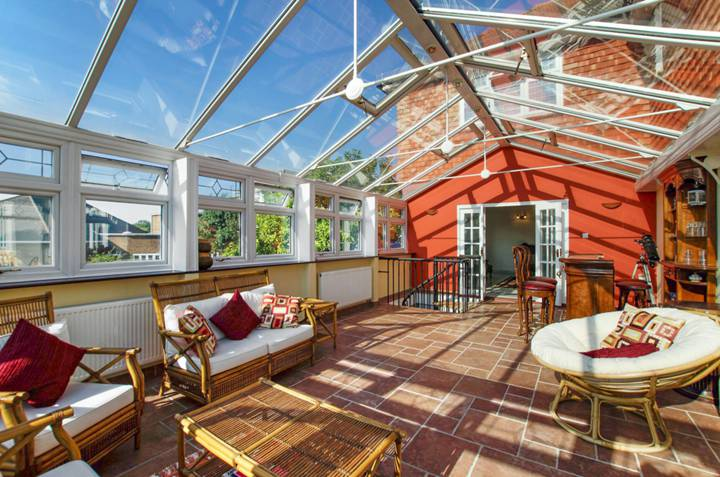 Conservatory in SE19