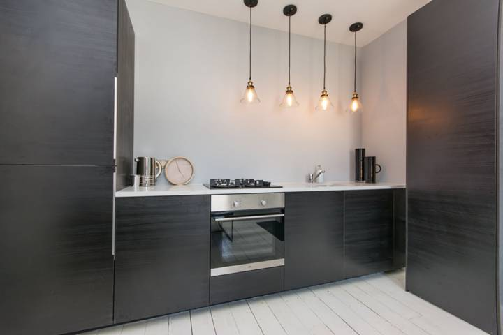 Open-Plan Kitchen in NW10