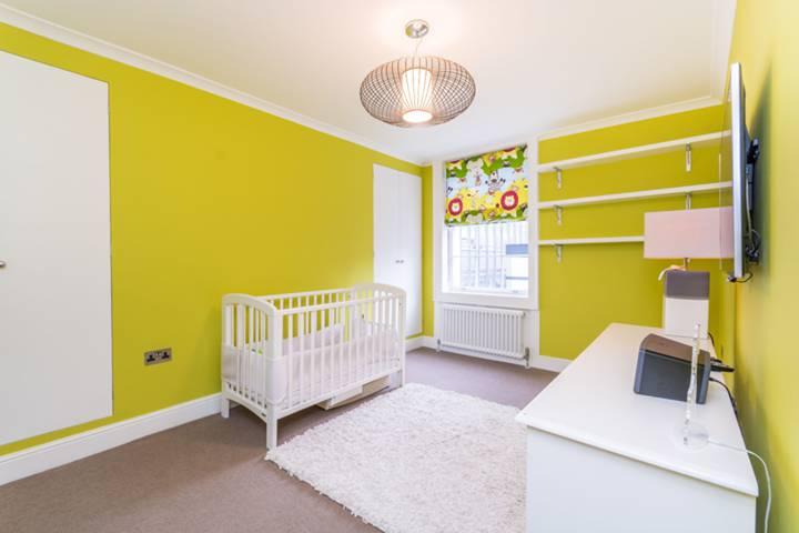 Third Bedroom in W1H