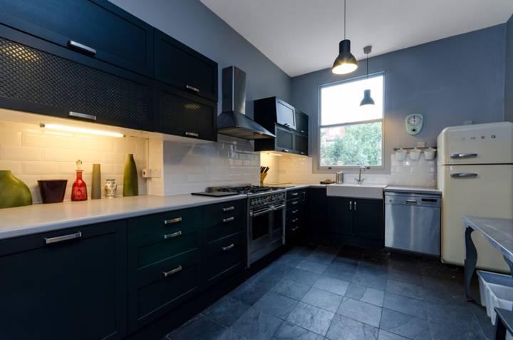 Kitchen in W3