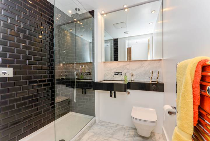 Shower Room in SW10