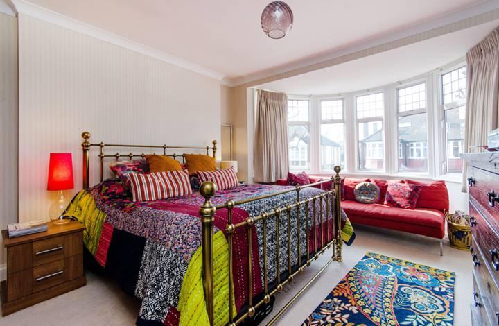 Master Bedroom in W3