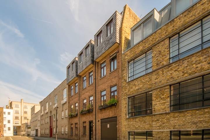 Cato Street, Marylebone