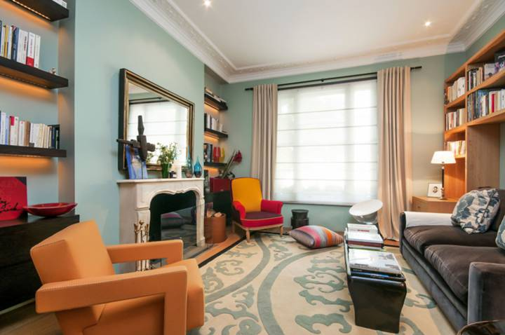 Double Reception Room in SW5