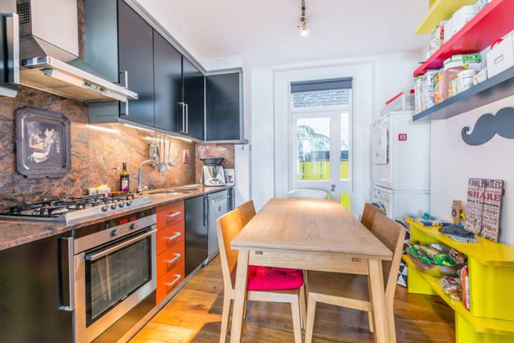 Kitchen in WC1A