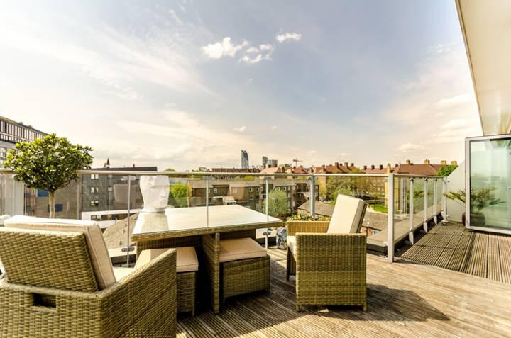 Roof Terrace in SE1